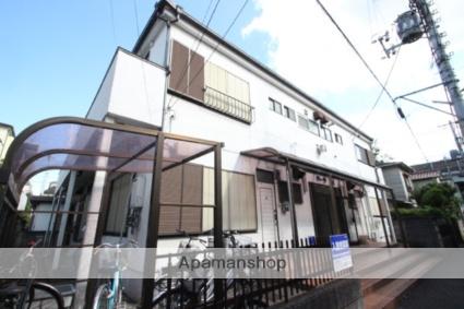 千葉県市川市、市川駅徒歩5分の築32年 2階建の賃貸アパート