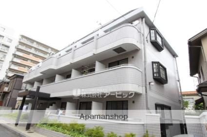 千葉県船橋市、下総中山駅徒歩10分の築28年 4階建の賃貸マンション