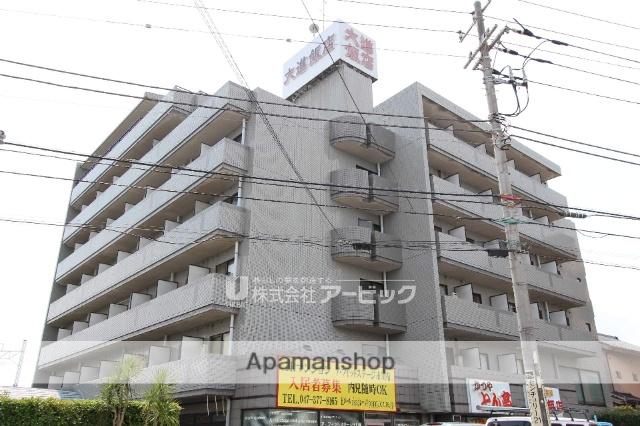千葉県市川市、下総中山駅徒歩20分の築23年 7階建の賃貸マンション