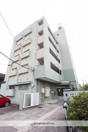 千葉県市川市、本八幡駅徒歩18分の築43年 5階建の賃貸マンション