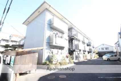 千葉県市川市、市川駅徒歩10分の築28年 3階建の賃貸マンション