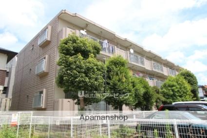千葉県船橋市、下総中山駅徒歩11分の築31年 3階建の賃貸マンション