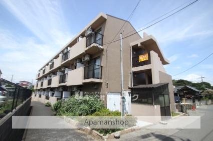 千葉県市川市、市川大野駅徒歩23分の築22年 3階建の賃貸マンション