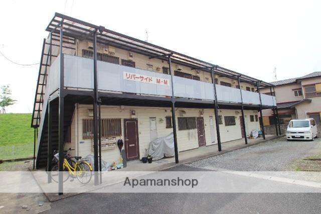 千葉県市川市、市川駅徒歩13分の築18年 2階建の賃貸アパート