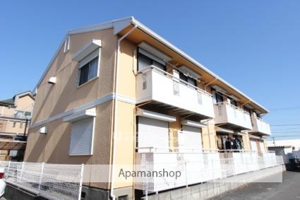 千葉県市川市、西船橋駅徒歩16分の築26年 2階建の賃貸アパート