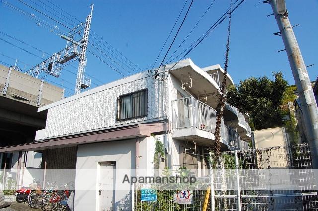 千葉県市川市、下総中山駅徒歩7分の築30年 3階建の賃貸マンション