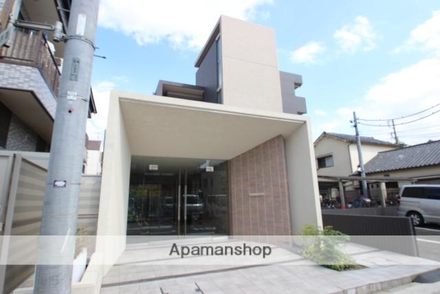 千葉県市川市、市川駅徒歩12分の築5年 4階建の賃貸マンション