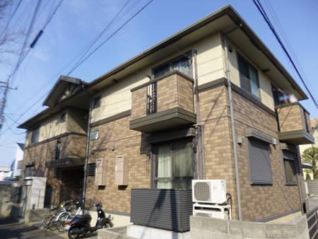 千葉県市川市、船橋法典駅徒歩14分の築11年 2階建の賃貸アパート