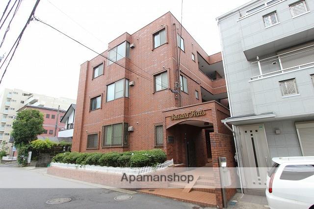千葉県市川市、市川駅徒歩15分の築30年 3階建の賃貸マンション