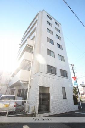 千葉県市川市、市川大野駅徒歩13分の築28年 7階建の賃貸マンション