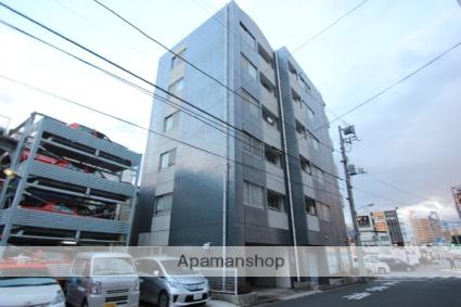 東京都江戸川区、新小岩駅徒歩24分の築26年 6階建の賃貸マンション