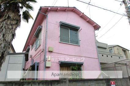 千葉県市川市、本八幡駅徒歩13分の築37年 2階建の賃貸アパート