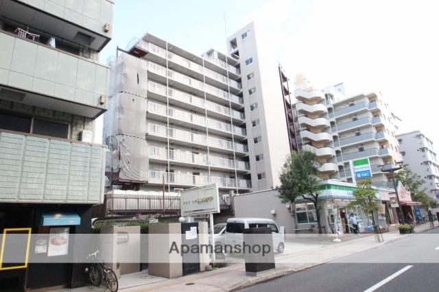 千葉県市川市、本八幡駅徒歩5分の築33年 10階建の賃貸マンション