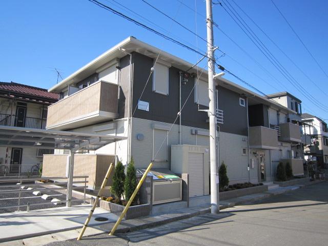 千葉県市川市、西船橋駅徒歩29分の築7年 2階建の賃貸アパート