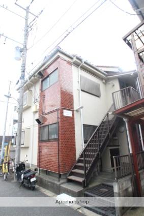 千葉県市川市、市川駅徒歩18分の築31年 2階建の賃貸アパート