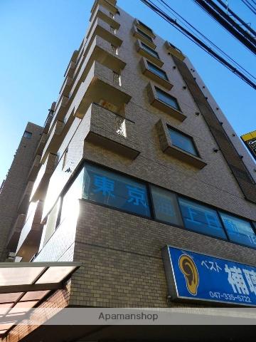 千葉県市川市、本八幡駅徒歩5分の築28年 8階建の賃貸マンション