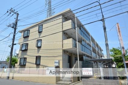 千葉県市川市、市川塩浜駅徒歩28分の築20年 3階建の賃貸マンション