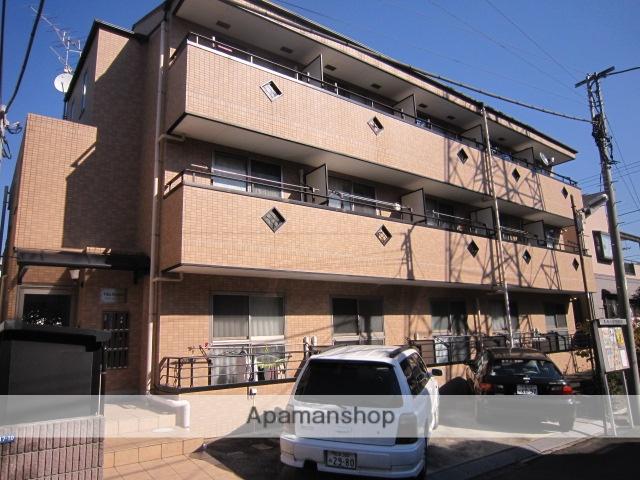 千葉県市川市、本八幡駅徒歩9分の築11年 3階建の賃貸マンション