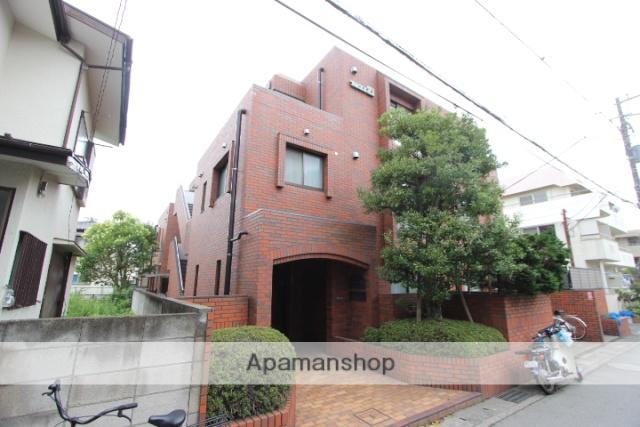 千葉県市川市、市川駅徒歩10分の築29年 3階建の賃貸マンション