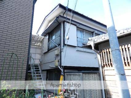 千葉県市川市、菅野駅徒歩9分の築47年 2階建の賃貸アパート