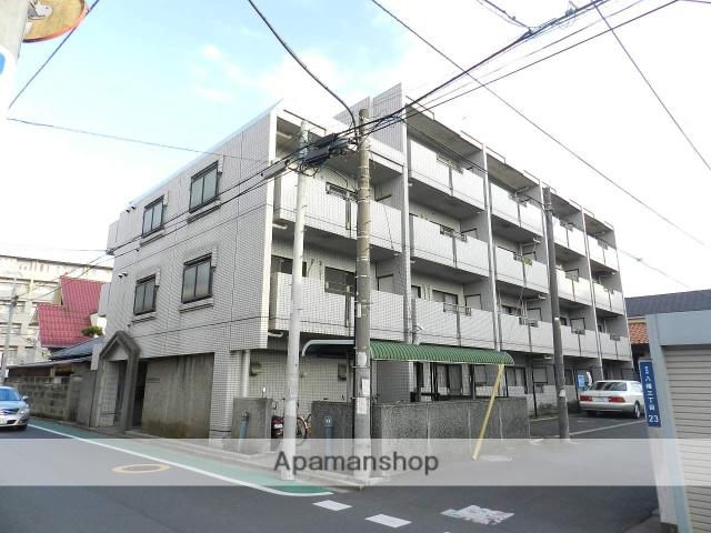 千葉県市川市、本八幡駅徒歩8分の築27年 4階建の賃貸マンション