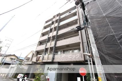千葉県市川市、本八幡駅徒歩3分の築13年 6階建の賃貸マンション