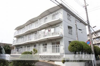 千葉県市川市、南行徳駅徒歩7分の築32年 3階建の賃貸マンション