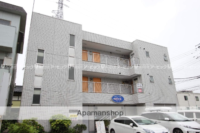 千葉県船橋市、下総中山駅徒歩13分の築29年 3階建の賃貸マンション
