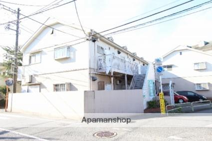 千葉県市川市、本八幡駅徒歩19分の築30年 2階建の賃貸アパート