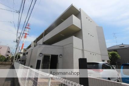 千葉県市川市、本八幡駅徒歩12分の築22年 3階建の賃貸マンション
