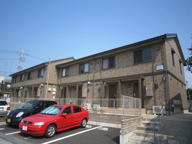 千葉県市川市、本八幡駅徒歩25分の築10年 2階建の賃貸アパート