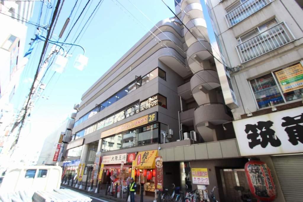 千葉県市川市、本八幡駅徒歩2分の築23年 18階建の賃貸マンション