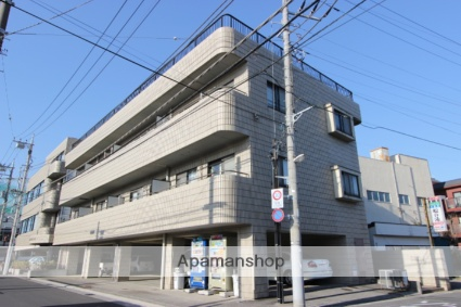 千葉県市川市、鬼越駅徒歩20分の築29年 4階建の賃貸マンション
