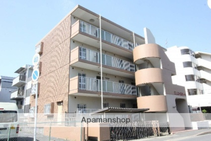 千葉県市川市、行徳駅徒歩4分の築31年 4階建の賃貸マンション