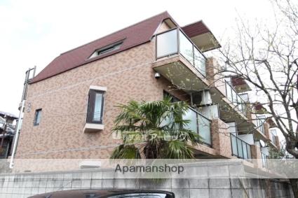 千葉県市川市、下総中山駅徒歩5分の築29年 3階建の賃貸マンション