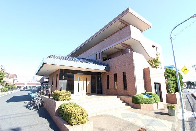 千葉県市川市、本八幡駅徒歩15分の築14年 3階建の賃貸マンション