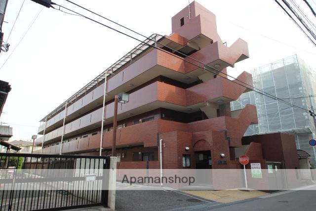 千葉県市川市、本八幡駅徒歩7分の築28年 5階建の賃貸マンション