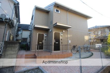 千葉県市川市、市川駅徒歩15分の築5年 2階建の賃貸アパート
