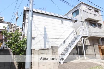 千葉県市川市、市川駅徒歩7分の築41年 2階建の賃貸アパート