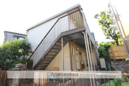 千葉県市川市、市川駅徒歩8分の築28年 2階建の賃貸アパート