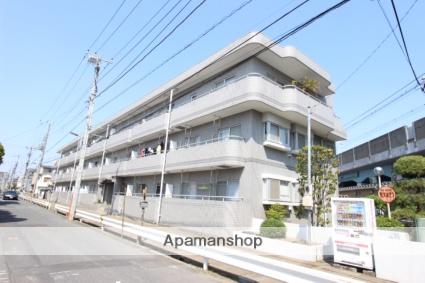 千葉県市川市、西船橋駅徒歩19分の築22年 3階建の賃貸マンション