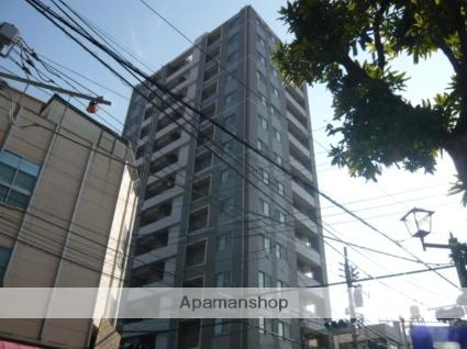 千葉県市川市、市川駅徒歩3分の築13年 14階建の賃貸マンション