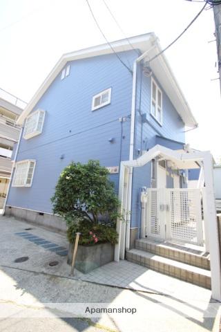 千葉県市川市、市川駅徒歩5分の築25年 2階建の賃貸アパート