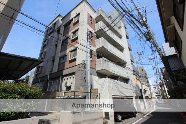 千葉県市川市、市川駅徒歩5分の築22年 5階建の賃貸マンション