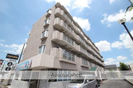 千葉県市川市、本八幡駅徒歩16分の築28年 5階建の賃貸マンション