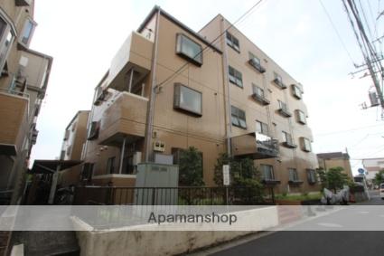 千葉県市川市、本八幡駅徒歩13分の築26年 4階建の賃貸マンション