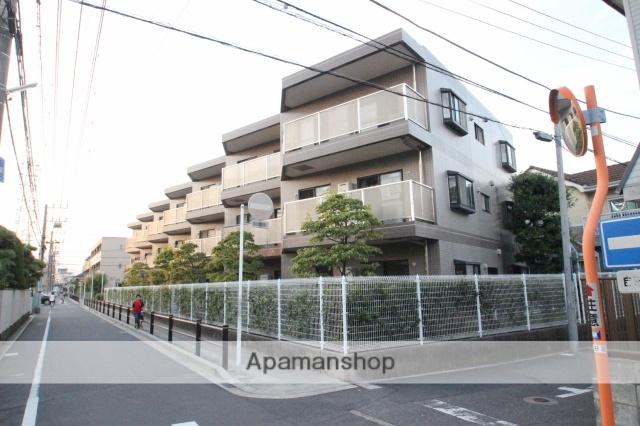 千葉県市川市、本八幡駅徒歩12分の築23年 3階建の賃貸マンション