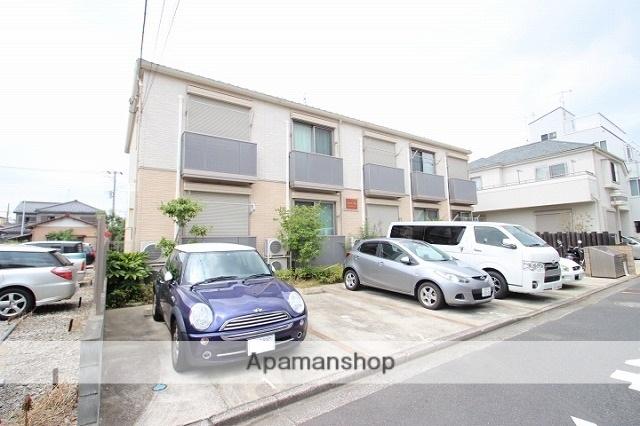 千葉県市川市、本八幡駅徒歩12分の築8年 2階建の賃貸アパート