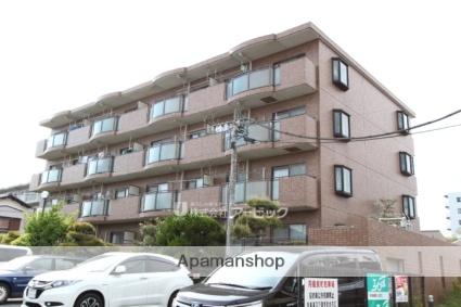 千葉県市川市、下総中山駅徒歩19分の築22年 4階建の賃貸マンション