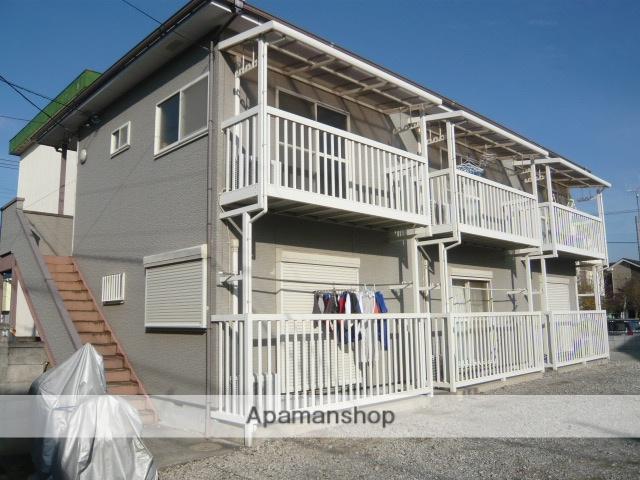 千葉県市川市、本八幡駅徒歩17分の築15年 2階建の賃貸アパート